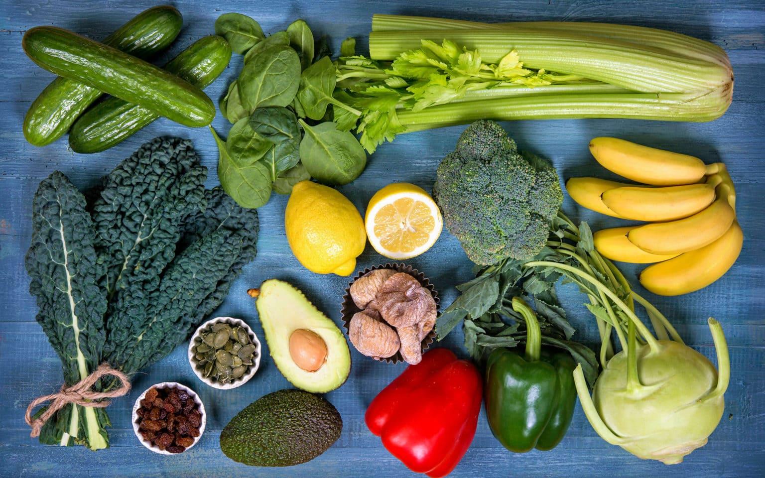 15 Alimente alcaline (Minuni pentru sănătate)